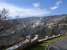 Portaria Pelion. Places In Greece