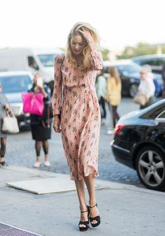 Outfitinspiratie! De beste streetstylelooks van de coutureweek
