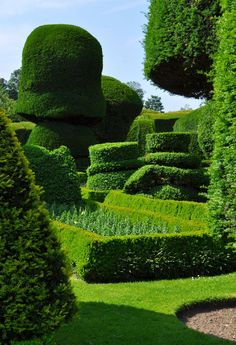 Levens Hall 46 by Forestina-Fotos on deviantART