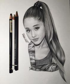 59 Fantastiche Immagini Su Disegni Ariana Grande Ariana Grande