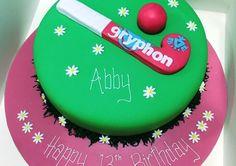 Image result for field hockey birthday cake
