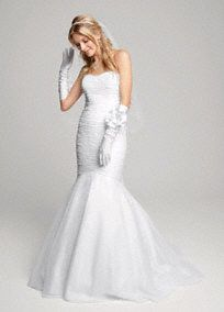 Classic and Traditional Designer Wedding Gowns and Dresses by David's Bridal