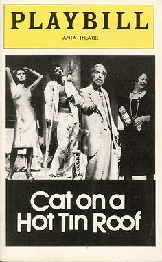 Cat on a Hot Tin Roof-Elizabeth Ashley, Keir Dullea, Fred Gwynne & Kate Reid