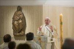 Papa Francisco: ¿Tenemos un corazón firme en el Espíritu Santo o un corazón bailarín?