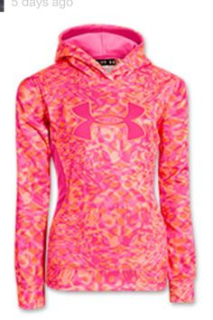 Girls' Under Armour Fleece Storm Printed Big Logo Hoodie Womens Workout Outfits, Sport Outfits, Cute Outfits, Milan Fashion Weeks, New York Fashion, Gym Fashion, Under Armour Outfits, Under Armour Sweatshirts, Workout Attire