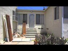 A complete home makeover Bay Park, San Diego. The before and after photos are incredible!