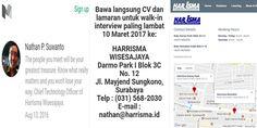 Netizen: TANGKAP! INILAH DATA LENGKAP Nathan Suwanto yang ANCAM BUNUH Ulama dan Politisi