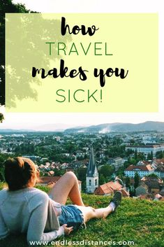 """Two days after I flew home, I found myself sitting on a cold Doctors office table, being pricked with injection after injection of neon-red liquid. It turns out, travel made me sick... but not in the way you think. I had only been to """"developed"""" countries and had all my shots. So HOW did travel make me sick?"""