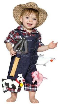 ## VERY Cute ##: Infant Future Farmer Costume