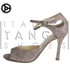 """""""Soho II"""" in mink color suede http://www.italiantangoshoes.com/shop/en/women/315-alagalomi.html"""