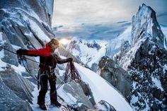Stephan Siegrist: Der Schweizer war 1999 einer der Bergsteiger, die die...