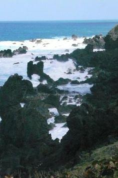 Black Rock Beach, St. Kitts - BVI