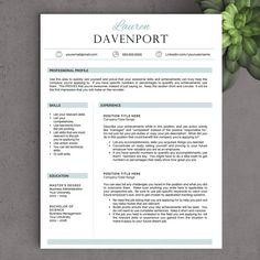 Example Of A Good CV Ten Commandments Pinterest Cv