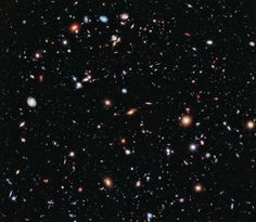 hubble extreme    This just blows me away. All those galaxies. All those tiny dots in the background are galaxies too. I just . . . Wow. The universe is so amazing.