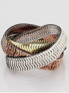 Adorn by LuLu - Triple Threat Bracelet Braid - Multicolor – Shop LuLu