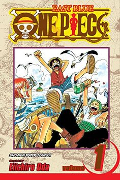 One Piece Vol 1 Romance Dawn ** Click image for more details.