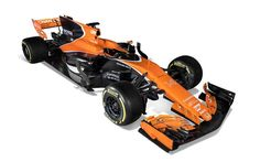 Formula 1, McLaren MCL32, 2017, F1, racing car