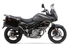 In 2002, Suzuki introduced the V-Strom 1000 in a new motorcycle category, the Sport Enduro Tourer. Its running performance and packaging earned worldwide acclaim. In 2003, Suzuki released the V-Strom 650 targeting a wider range of users. This versatile model covers not only daily use such as commuting, but also weekend touring as well. With the addition of an ABS-equipped model in 2006, the V-Strom 650 has always been the best-selling model in its class. To further improve its running…