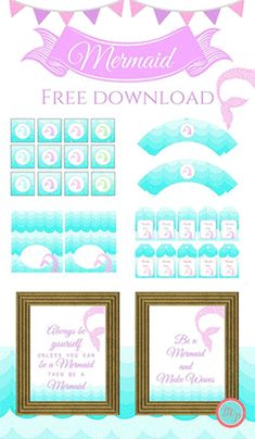 Baby Shower Ideas Mermaid Signs 70 Best Ideas mermaidsign Baby Shower Ideas Mermaid Signs 70 Best Ideas babyshower baby mermaidsign Baby Shower Id Ba. Free Baby Shower Printables, Party Printables, Baby Shower Themes, Baby Shower Parties, Shower Ideas, Printable Bridal Shower Games, Shower Baby, Free Printable, Mermaid Baby Showers