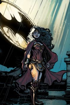 Wonder Woman by Joelle Jones in Batman Dc Comics Characters, Dc Comics Art, Comics Girls, Star Comics, Marvel Dc Comics, Batman Wonder Woman, Wonder Woman Comic, Wonder Woman Kunst, Wonder Woman Art