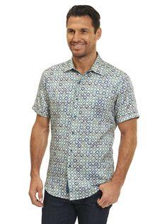 Robert Graham | Cholas Short Sleeve Shirt