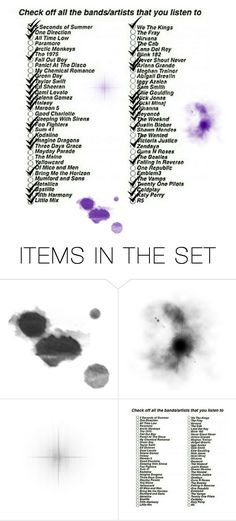 """""""My Bands/Artists"""" by an-internet-girl ❤ liked on Polyvore featuring art, littlemix, BVB, fandom, fifthharmony and manyothersbuticantnamethemall"""