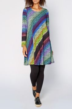 Aino Mosaic Dress