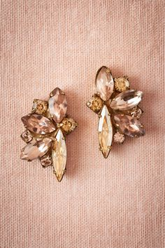 BHLDN Pellucid Earrings in Shoes & Accessories Jewelry at BHLDN