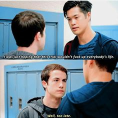 13 Reasons Why Reasons, 13 Reasons Why Netflix, Thirteen Reasons Why, Netflix And Chill, Shows On Netflix, Book Tv, Book Show, Zach Dempsey, A Small Story