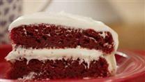 Gluten-Free Red Velvet Cake Celebrate National Dessert Month www.greatdaystoobserve.blogspot.com