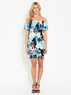 Riri Tropical Dress