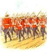 ESSEX Regiment Trading Card by Richard Simkin 1890-1905