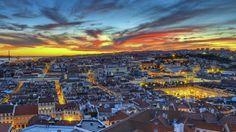 Lisbon. Accomodations: http://www.feriasemportugal.pt/en/lodgings/key-lisboa/
