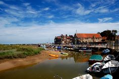 Blakeney North Norfolk Coast UK