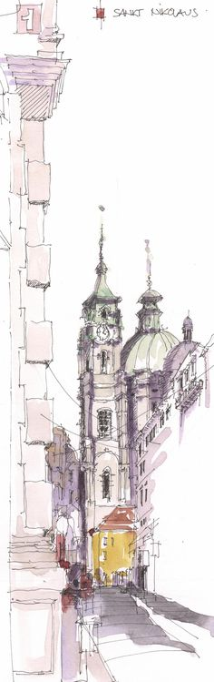 St NikolausKleinseite, Prag, CZ   Kleinseite, 15.11.2014   By Jochen Schittkowski   Flickr