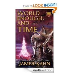 WORLD ENOUGH, AND TIME is the first book of this spell-binding action adventure trilogy. In a post-apocalyptic world 200 years from now, humans are a dying species. When Joshua's wife is kidnapped by a gryphon and a vampire, he and his comrades—a centaur and an android—set out to rescue her across a surreal landscape filled with seemingly mythological creatures. But the explanation for the existence of these beasts is based in science, and informed by nightmare.