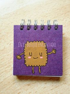 Mini libreta Cookie