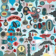 Tim Biskup - Pasadena, CA Artist - Digital Artists - Painters ...