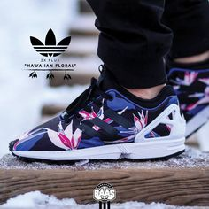 "#adidas #flux #adidasflux #zxflux #hawaiianfloral #sneakerbaas #baasbovenbaas Adidas ZX Flux ""Hawaiian Floral"" - Available online, priced at €99,99 For more info about your order please send an e-mail to webshop #sneakerbaas.com!"