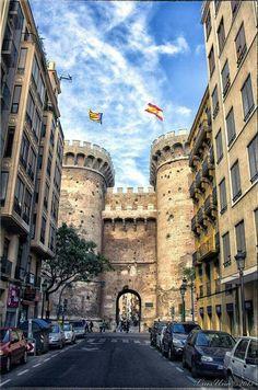 Las Torres de Quart, Valencia, Spain | devourvalenciafoodtours.com/tours?utm_content=buffer2450d&utm_medium=social&utm_source=pinterest.com&utm_campaign=buffer