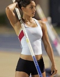 Leryn Franco - Olympic Javelin Thrower