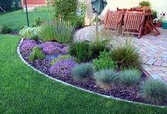 Výsledek obrázku pro okrasná zahrada návrh