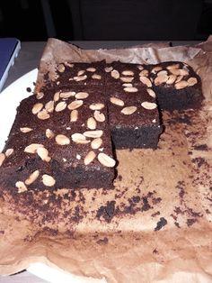 Super snelle makkelijke brownie