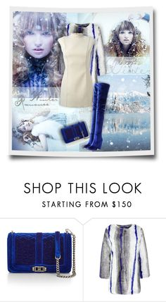 """Winter romance"" by kiki-bi ❤ liked on Polyvore featuring Rebecca Minkoff, Maison Margiela, women's clothing, women's fashion, women, female, woman, misses and juniors"