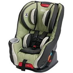 Graco Size4Me 65 Convertible Baby / Infant Car Seat, Go Green