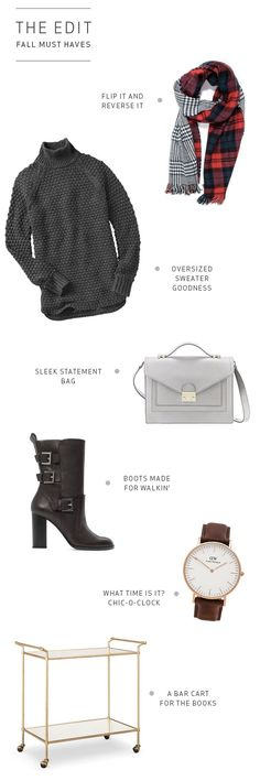 6 of Fall's Must-Have Pieces!   Apartment34   Fashion + Style