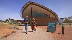 Nyinkka Nyunyu Art and Culture Centre, Tennant Creek, Northern Territory, Australia