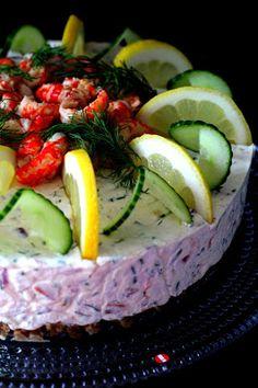 Kakkuviikarin vispailuja!: Voileipäkakut Cheesecakes, Cobb Salad, Cabbage, Goodies, Baking, Vegetables, Recipes, Crafts, Diy