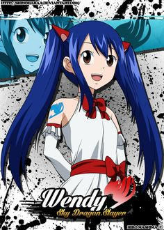 Wendy Marvell by Shinoharaa on DeviantArt