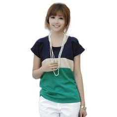 86e1b15edd Fashion Chiffon T-shirt Green